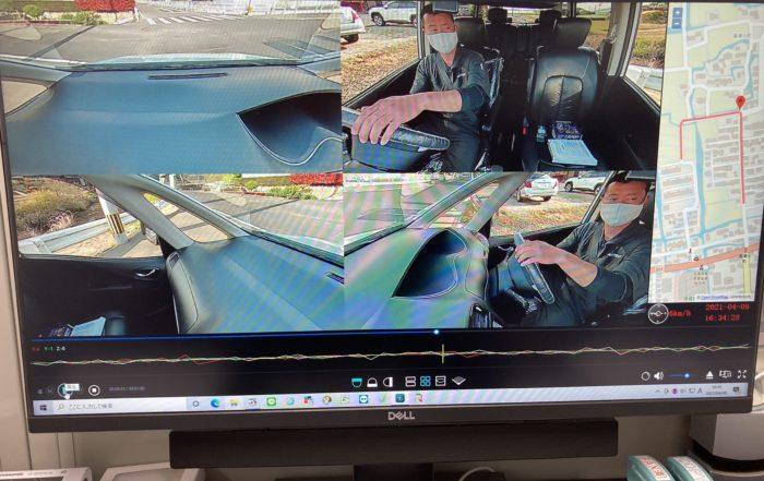 セレナ 360度ドライブレコーダー